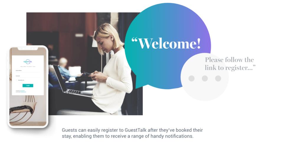 GuestTalk - Register