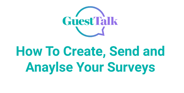Help Videos - How To Create Send and Analyse Your Surveys